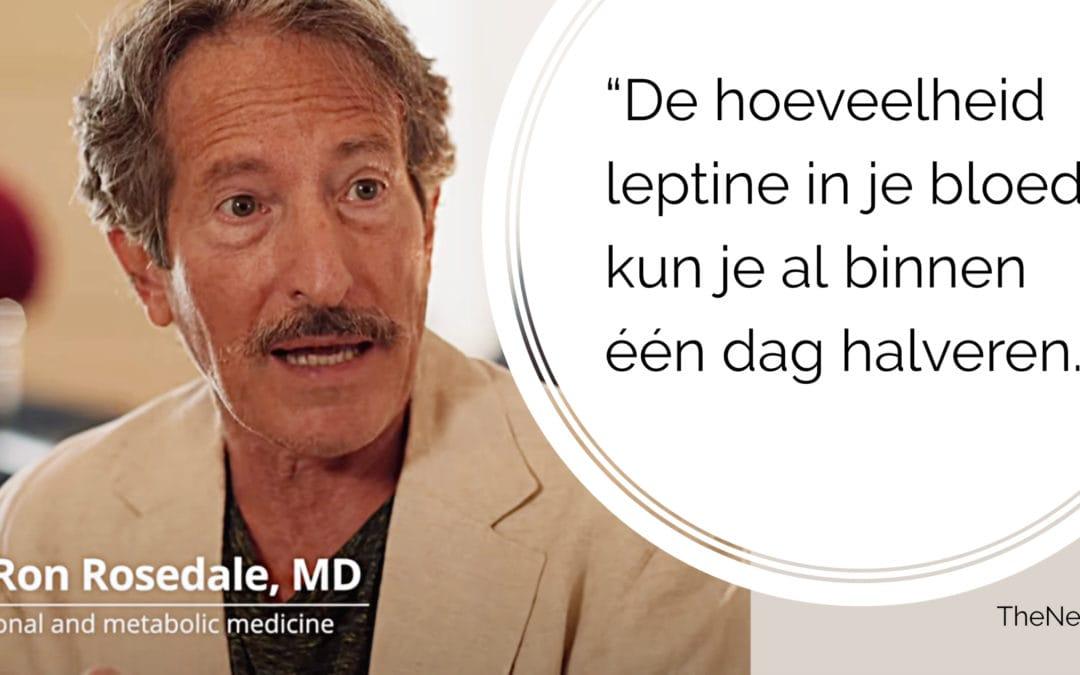 Corona-risico: leptine en overgewicht?