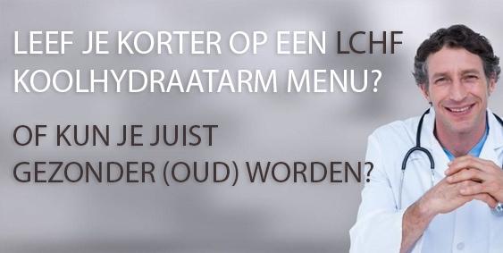 Leef je écht korter door een koolhydraatarm menu?