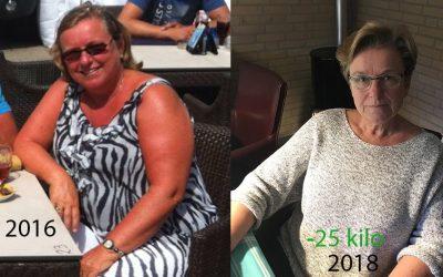 Anneke (59) eet zich slanker, gezonder en energiek!
