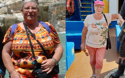 """Toos (74) nu medicatievrij """"Wij eten lekkerder dan ooit""""!"""
