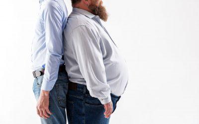 Waarom kunnen dunne mensen eten wat ze willen?