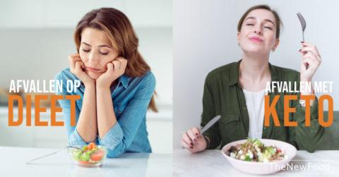 Kies je een (honger)dieet of keto?