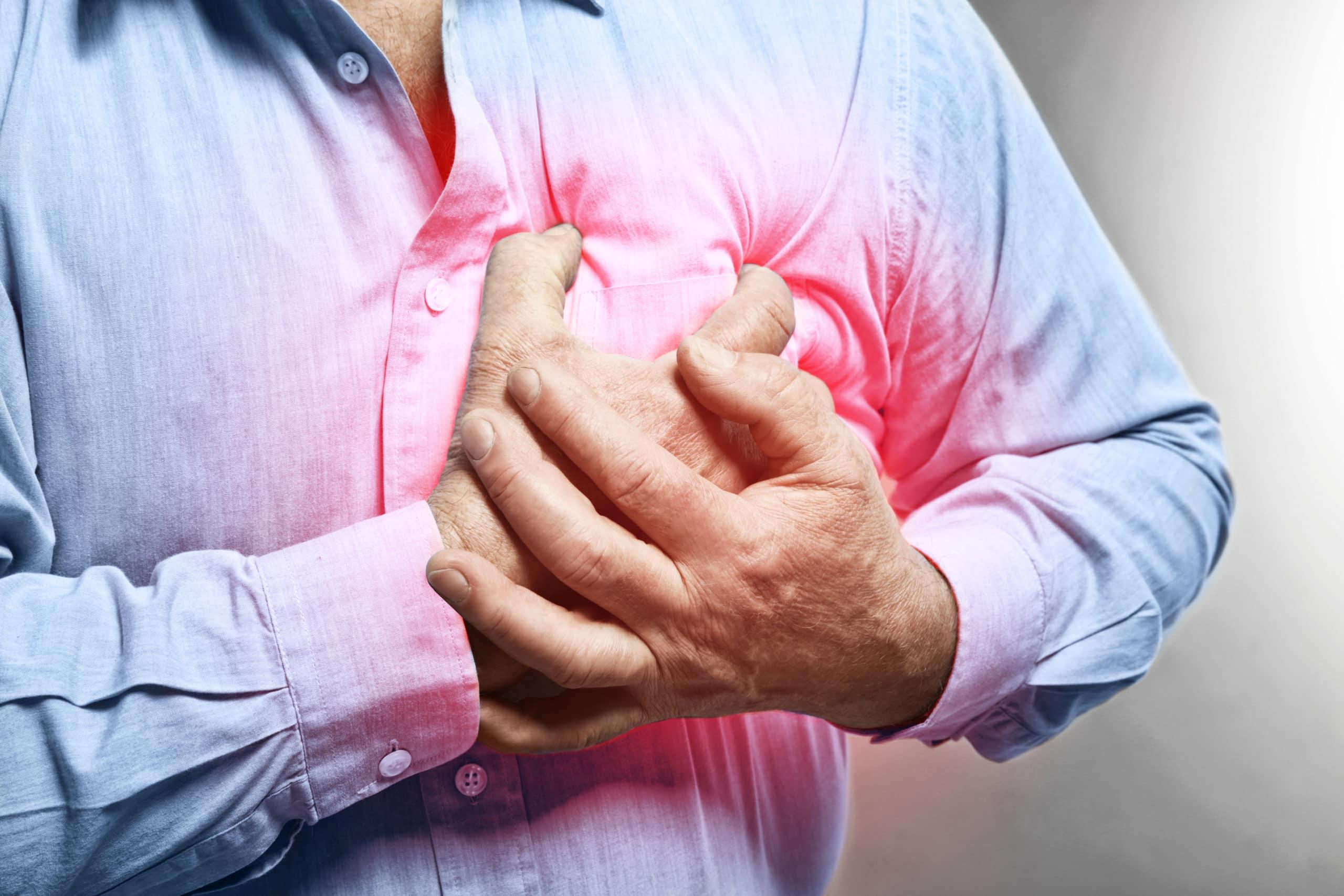 Hartaanval door hoger cholesterol?