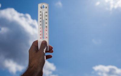 Keto en warme zomerdagen