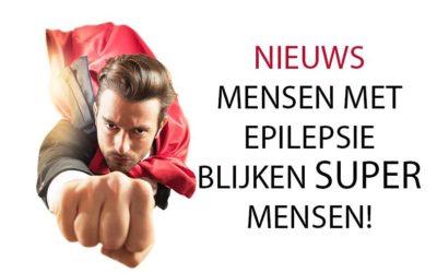 "Sels: ""Epilepsiepatiënt is supermens"""