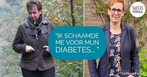 Verpleegkundige Angelique (44) versloeg diabetes 2