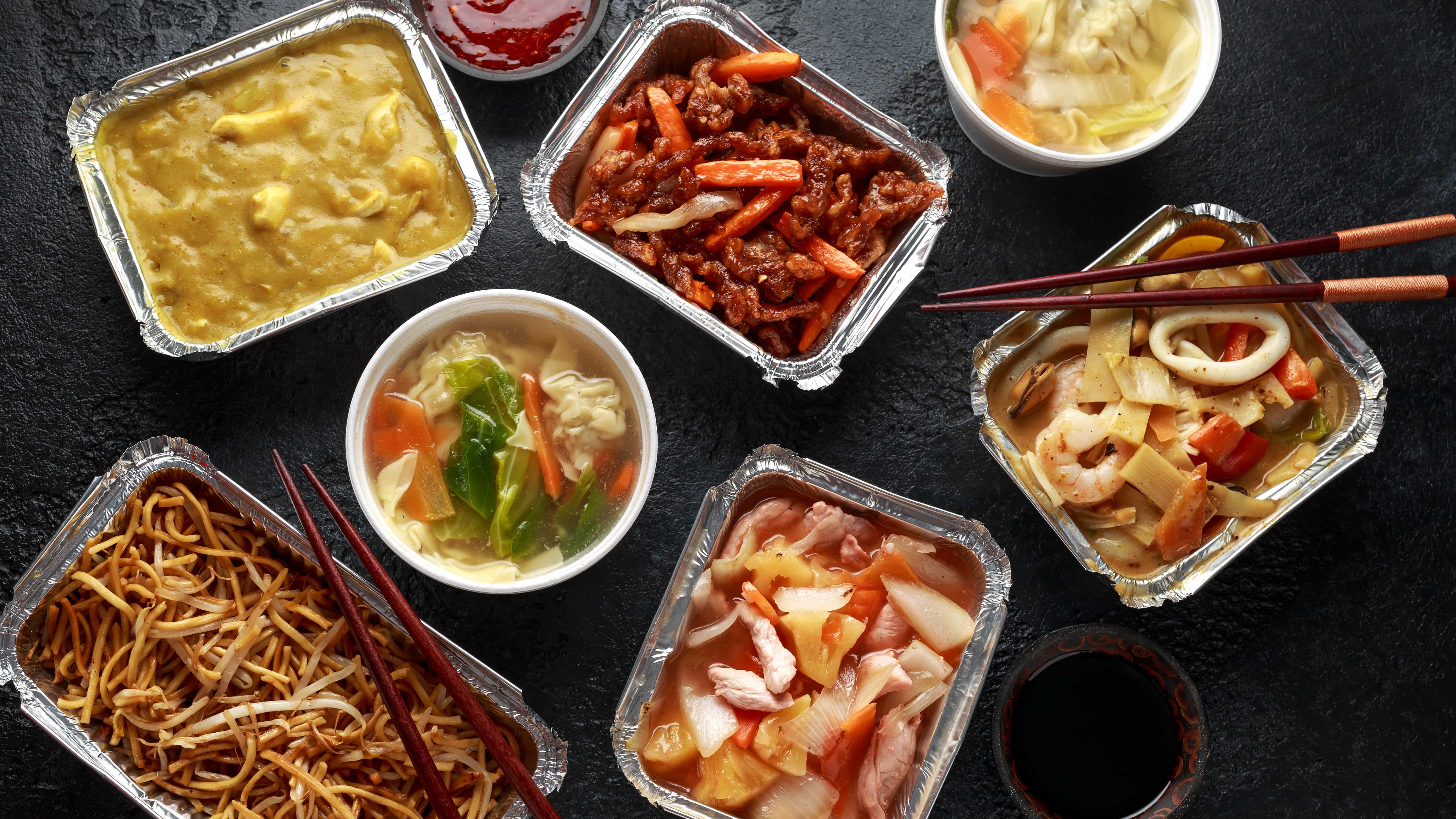 Koolhydraatarm/keto eten bij de Chinees
