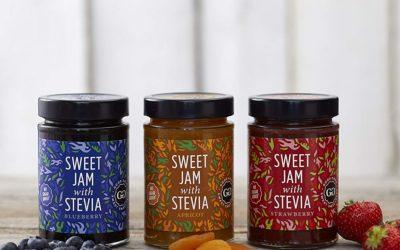 Nieuwe suikervrije jam: SWEET JAM