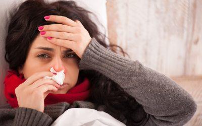 Koolhydraatarm/keto beschermt tegen griep