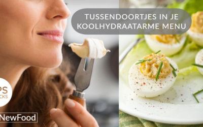 Tussendoortjes & Gezond koolhydraatarm/keto