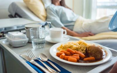Koolhydraatarm/keto eten in het ziekenhuis