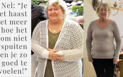 Nel (71) 40 kilo lichter en insulinevrij