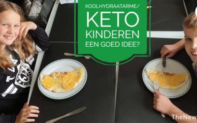 Koolhydraatarm/keto voor je kind?