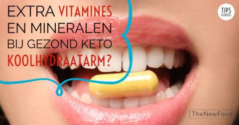 Welke supplementen moet ik gebruiken?