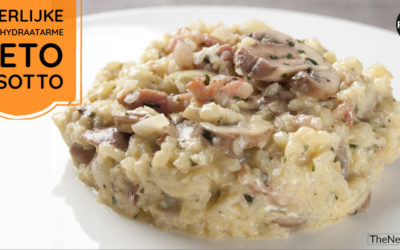 Hemelse risotto