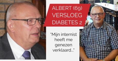 Albert (69) versloeg diabetes 2