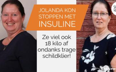 Jolanda van diabetes 2 medicatie af