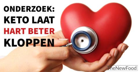 Onderzoek: keto goed voor je hart