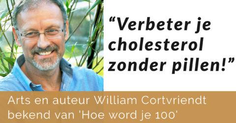 Arts: beter cholesterol zonder pillen