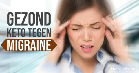 Gezond keto tegen migraine