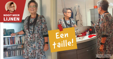 RIAN BLOG 40 Een taille!